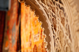 Explore the fascinating and beautiful world of Moroccan design. Plan-it Morocco offers a range of artisanal tours with expert guides in traditional architecture, Islamic gardens, artisanal design products and weaving & textile techniques...
