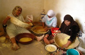 Women co-operative in the Middle Atlas