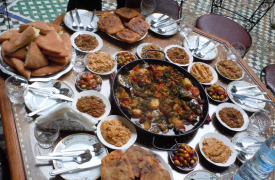 Go local traditional moroccan cooking with the family for Authentic moroccan cuisine